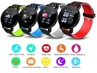 Reloj Inteligente Bluetooth, Compatible Android y IOS, Control Presión Arterial, Pulsera Smartwatch, Registro Actividad Deportiva, Unisex, Resistente al Agua IP67