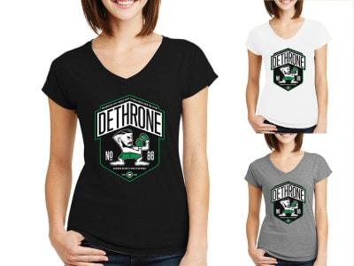 Camiseta Mujer Conor McGregor