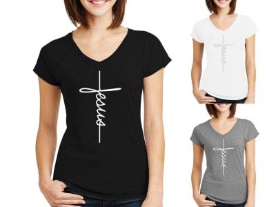 Camiseta Mujer Jesus