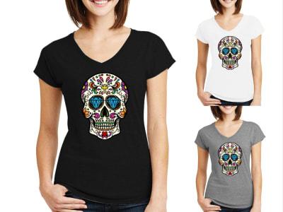 Camiseta Mujer Caravela Mexicana