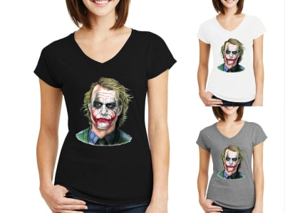 Camiseta Mujer Jocker