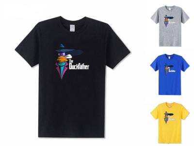 Camiseta Unisex The Duckfather