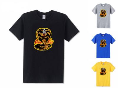 Camiseta Unisex Cobra Kai