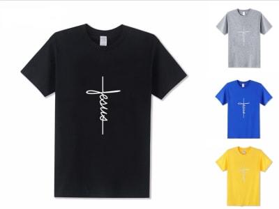 Camiseta Unisex Jesus