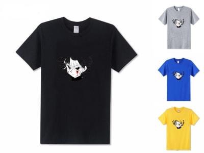 Camiseta Unisex Killua Zoldyck X Alluka Anime