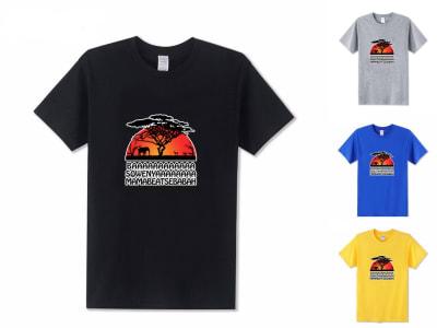 Camiseta Unisex El Rey León