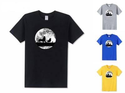 Camiseta Unisex El Rey León Hakuna Matata