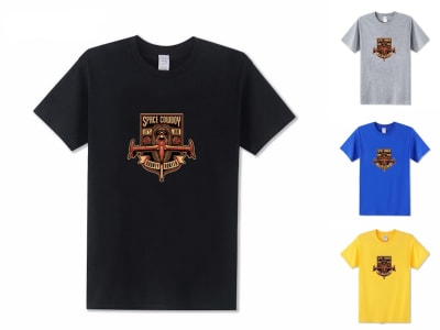 Camiseta Unisex Space Cowboy