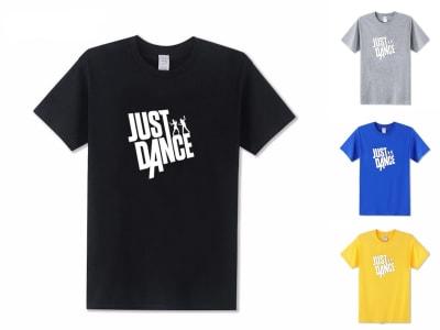 Camiseta Unisex Just Dance