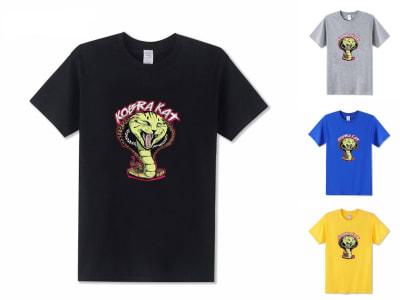 Camiseta Unisex Kobra Kat