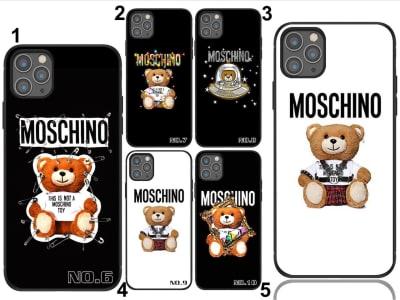 Funda iPhone TPU Osito Moschino