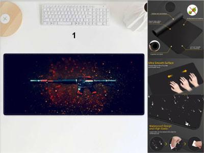 Game Pad XXL Profesional e-Sport Guns