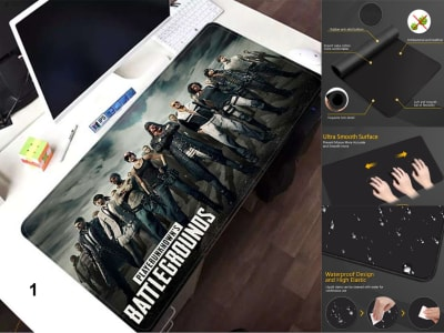 Game Pad XXL Profesional e-Sport PUGB Playerunknown´s Battlegrogunds