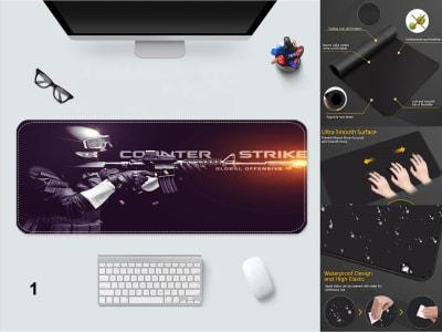 Game Pad XXL Profesional e-Sport CS-GO Counter Strike