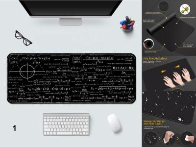 Game Pad XXL Profesional e-Sport Geometric Formula