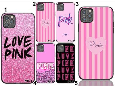 Funda iPhone TPU Pink
