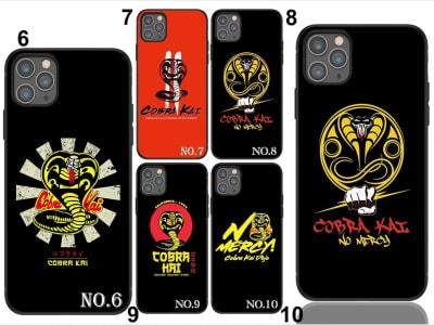Funda iPhone TPU Cobra Kai