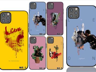 Funda iPhone TPU León