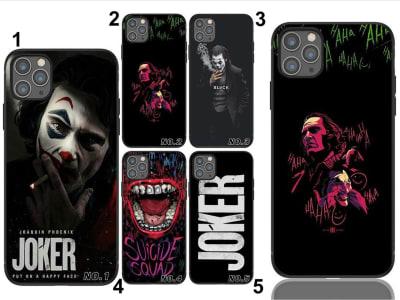 Funda iPhone TPU Joker