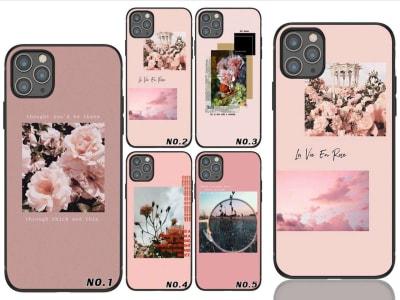 Funda iPhone TPU La Vie en Rose