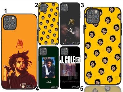 Funda iPhone TPU J. Cole