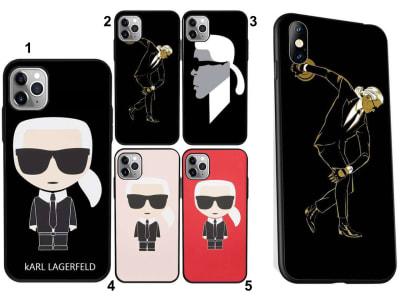 Funda iPhone TPU karl Lagerfeld