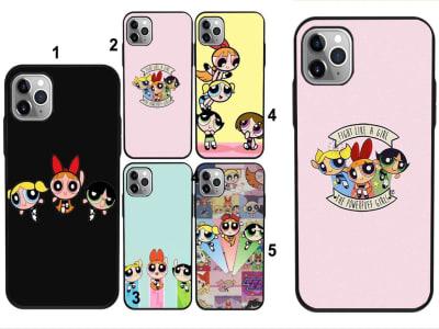 Funda iPhone TPU Powerpuff Girls