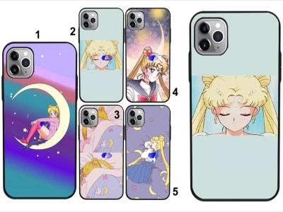 Funda iPhone TPU Sailor Moon