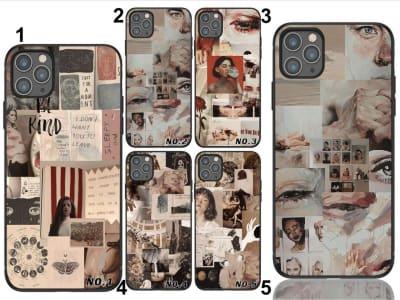 Funda Samsung TPU Estéticca Vintage