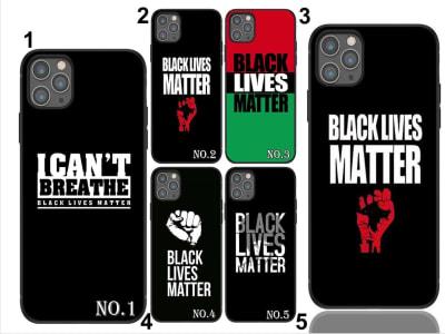 Funda Huawei TPU Black Lives Matter