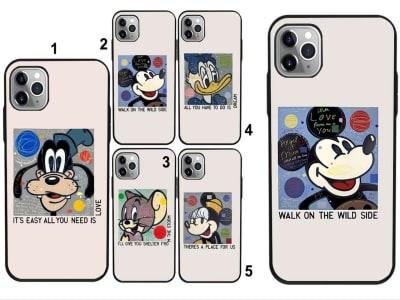 Funda Huawei TPU Iconos Disney