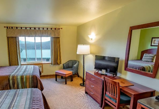 Guest Rooms - Non View