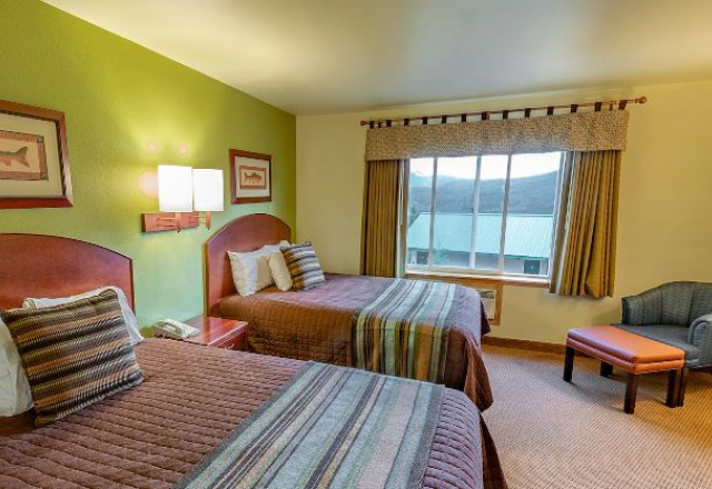 Guest Rooms - View