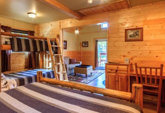 Musher's Cabin Suite