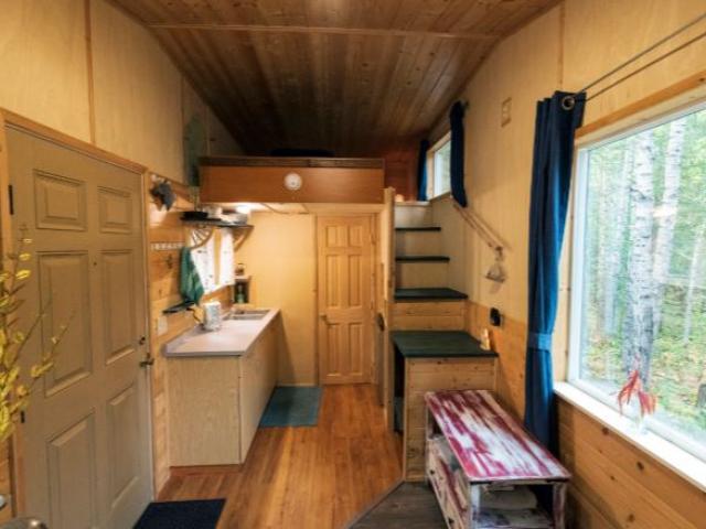 Kingfisher Cabin