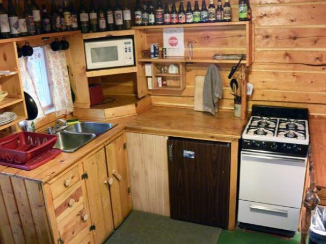 Razorback Cabin