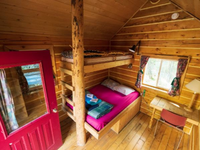 Sanctuary Cabin