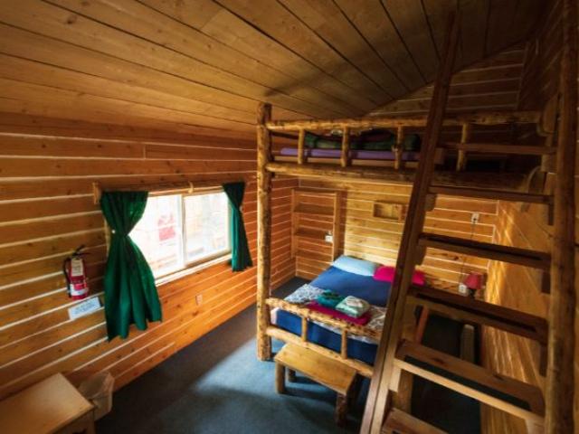 Iceworm Cabin