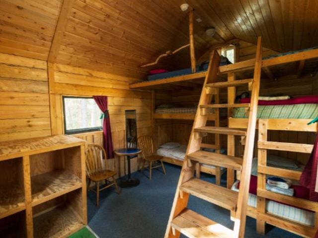 Wonder Wave Cabin