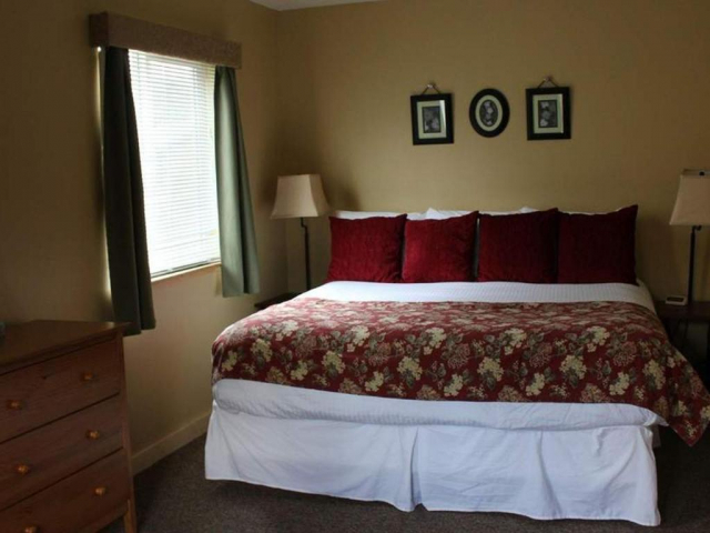 King Terrace Lodge Rooms