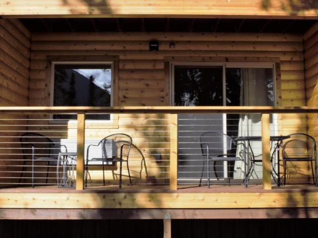 Homestead Lodge Rooms