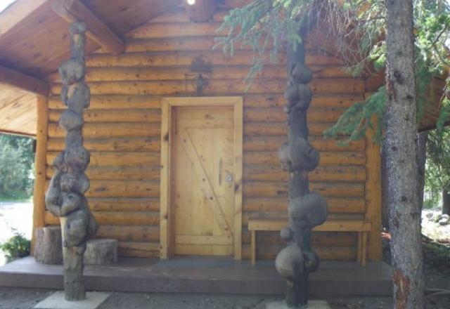 Historic Private Bath Cabins - Cabin #1