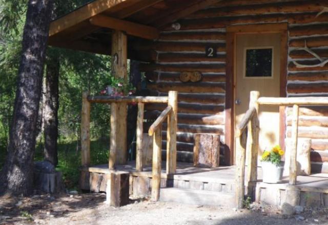 Historic Private Bath Cabins - Cabins #2,#3,#4