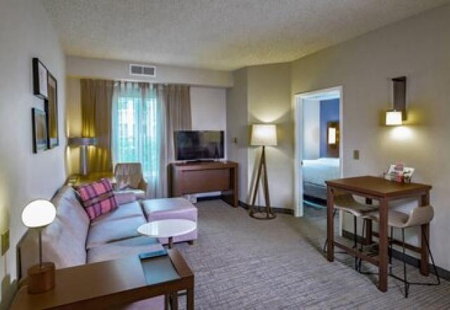 One Bedroom Suite 1 Queen with Sofa Bed