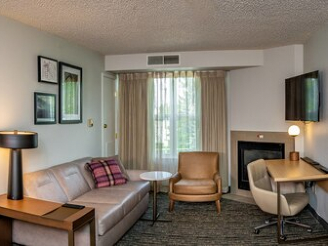 Two Bedroom Suite with Two Bathrooms
