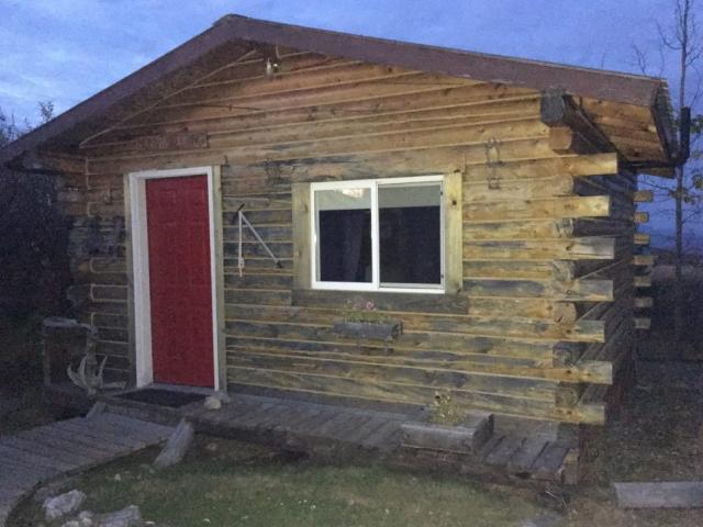 Denali Family Cabin