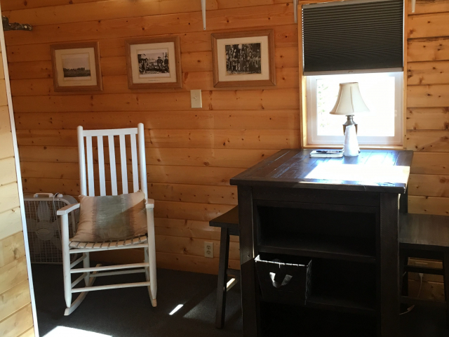 One Room Cabins