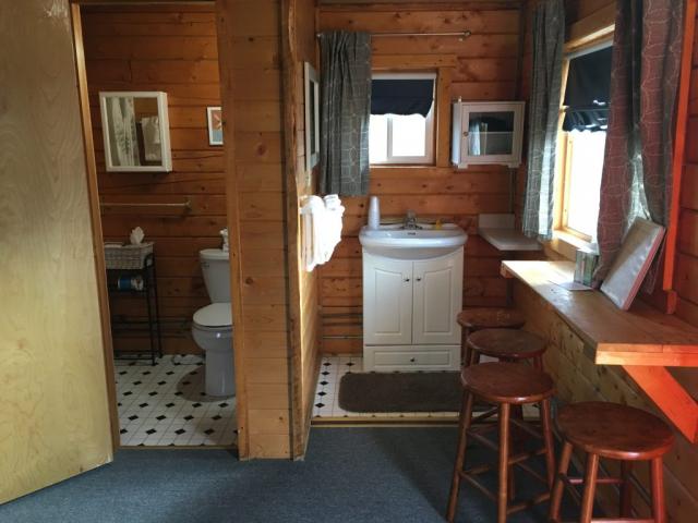 Two Bedroom Denali Cabin