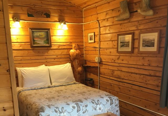 Two Room Denali Cabin