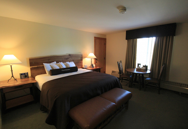 Village Lodge King Room